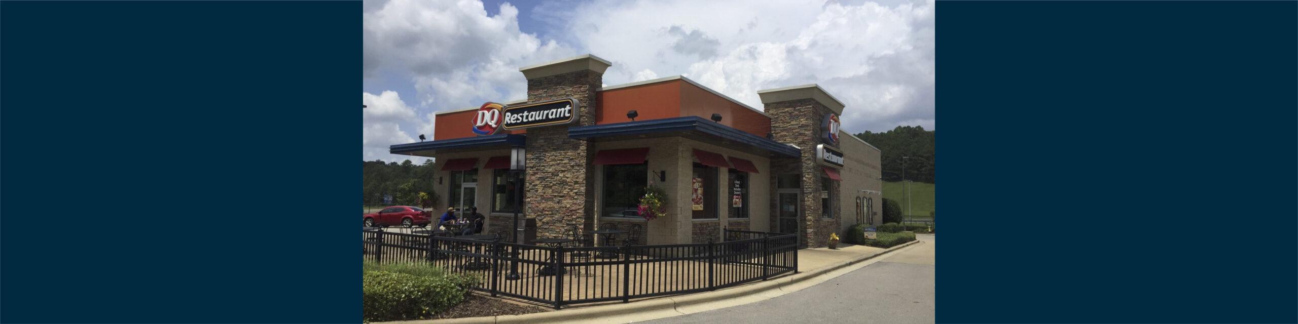 Birmingham (Liberty Park), AL Fourteen Foods DQ Restaurant