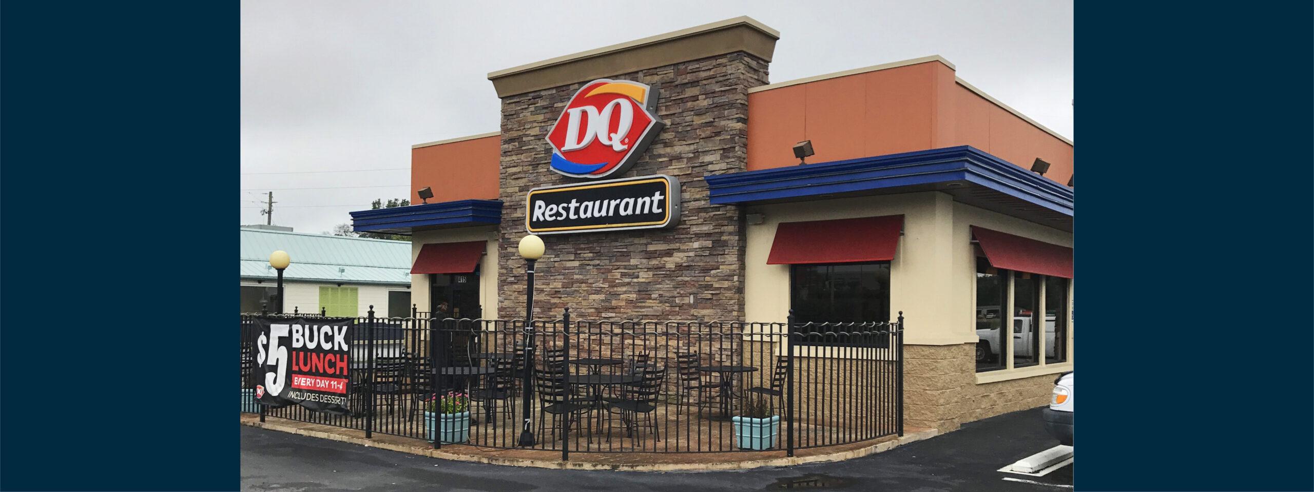 Gadsden, AL Fourteen Foods DQ Restaurant