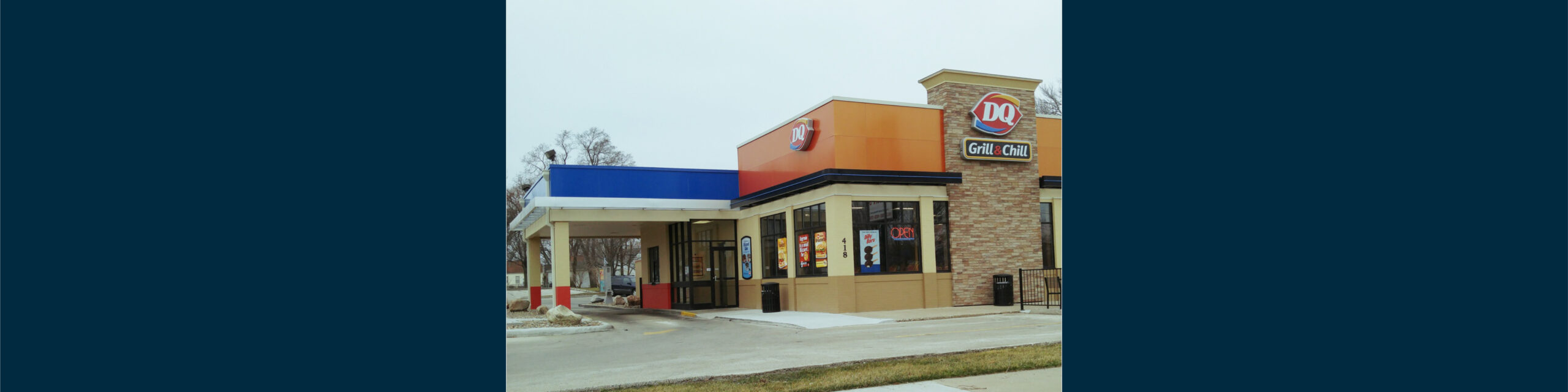 Ankeny, IA Fourteen Foods DQ Restaurant