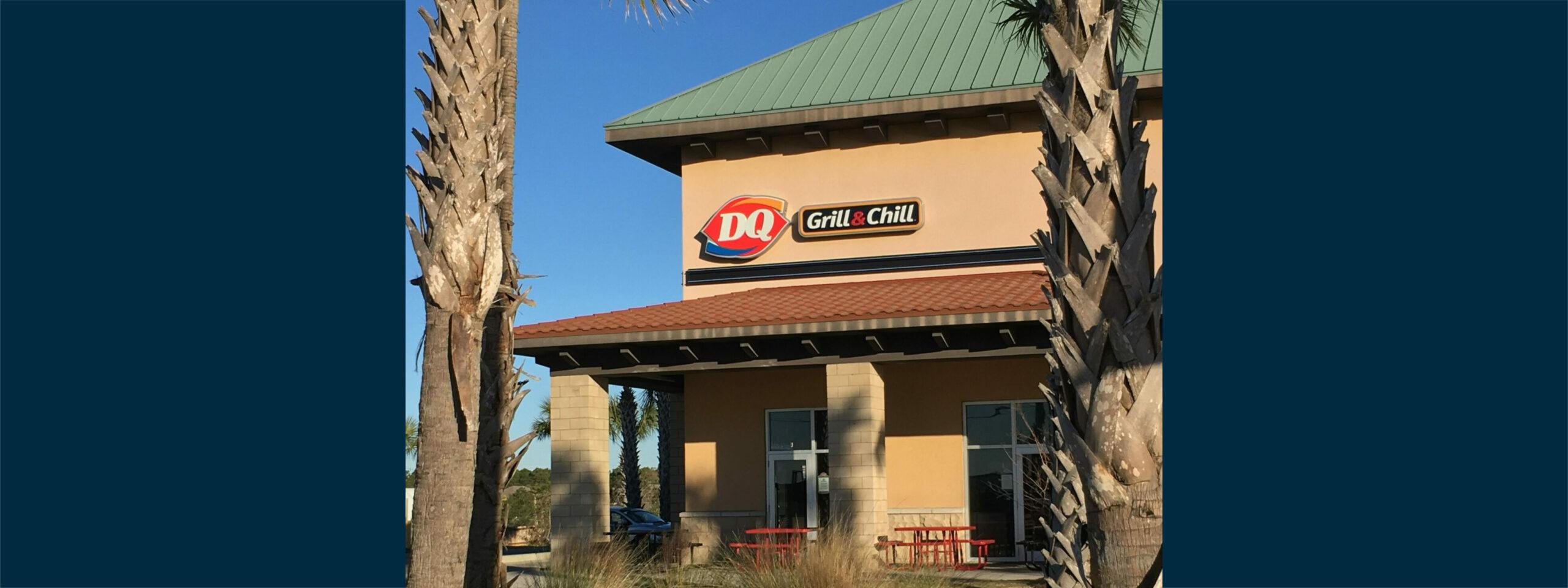 Orange Beach, AL Fourteen Foods DQ Restaurant