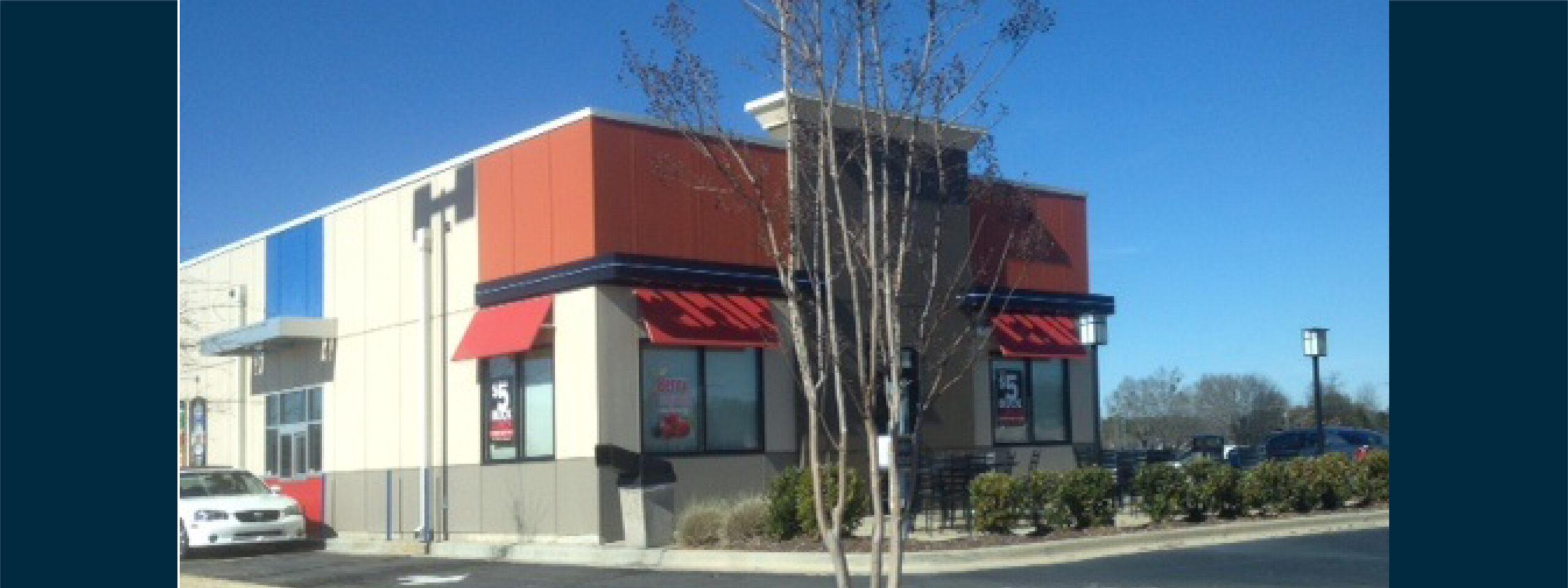 Tuscaloosa, AL Fourteen Foods DQ Restaurant
