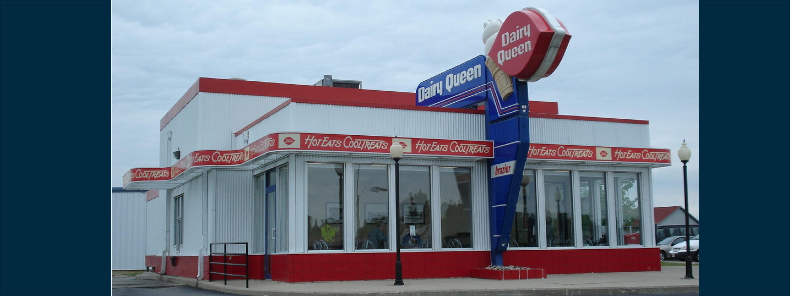 Caledonia, MN Fourteen Foods DQ Restaurant