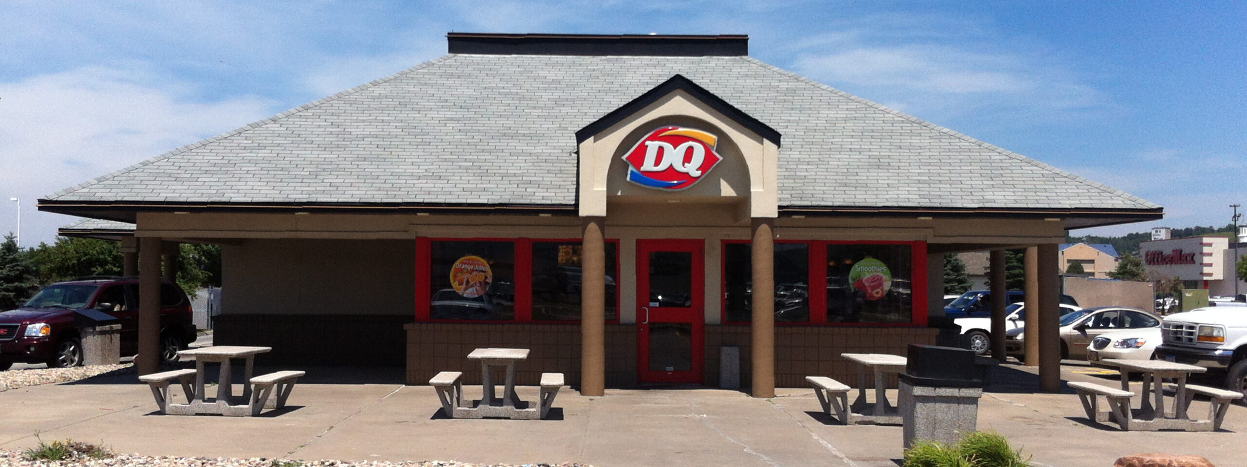 Council Bluffs, IA Fourteen Foods DQ Restaurant