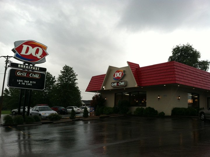 Dairy Queen in Elkton Kentucky