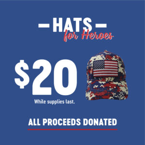 Hats For Heroes