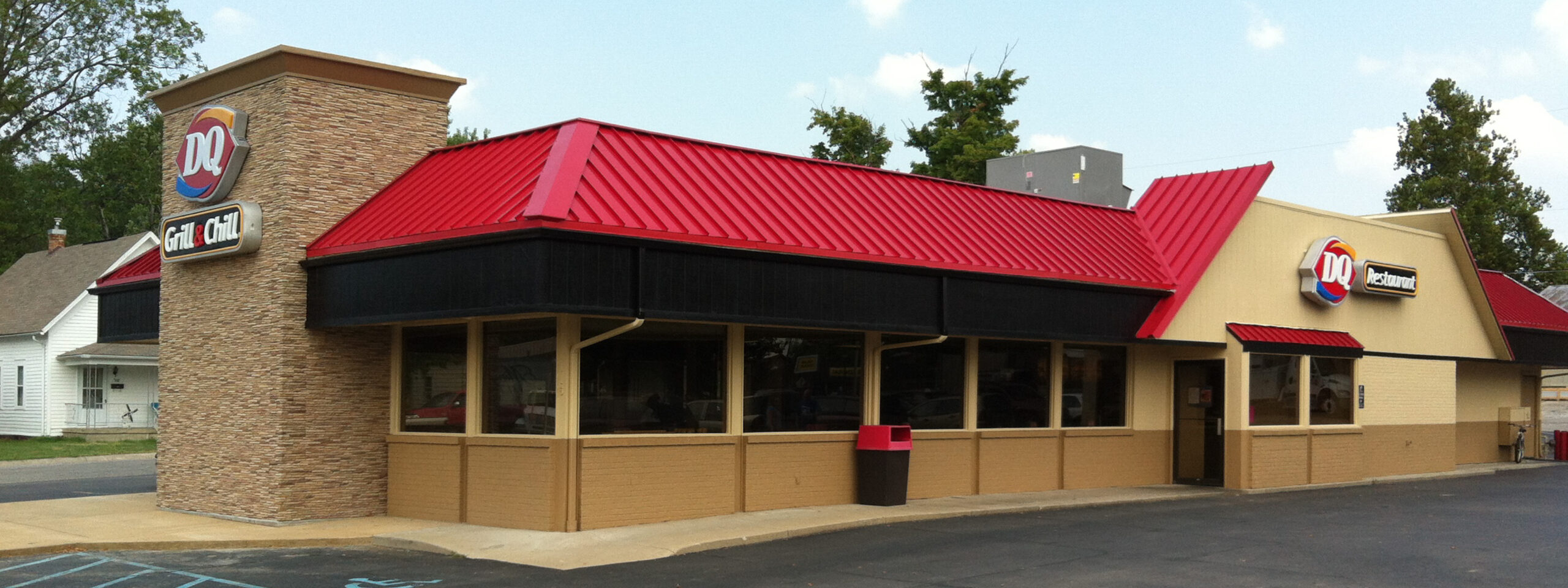 Brownstown, IN Fourteen Foods DQ Restaurant