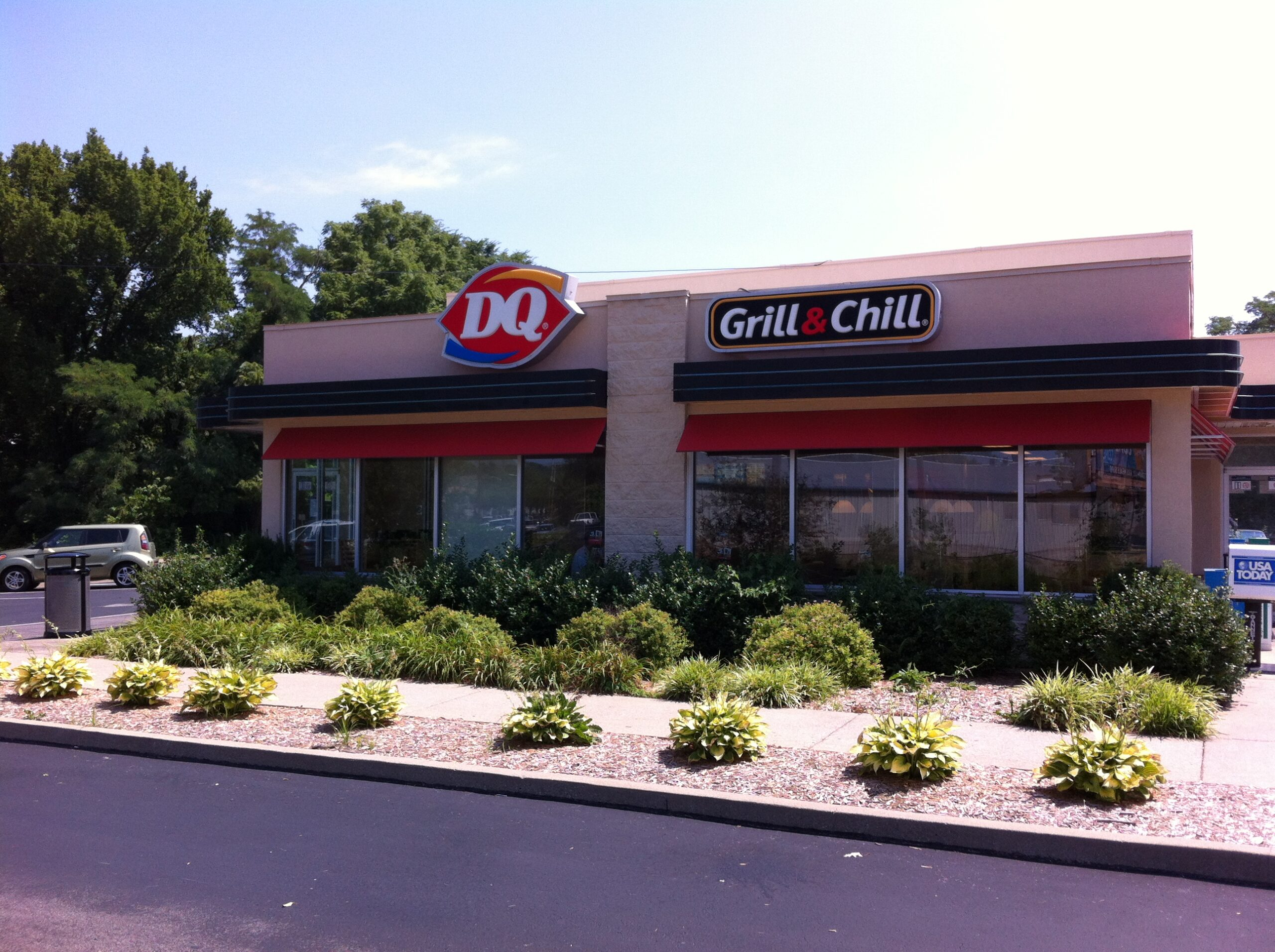 New Albany Dairy Queen