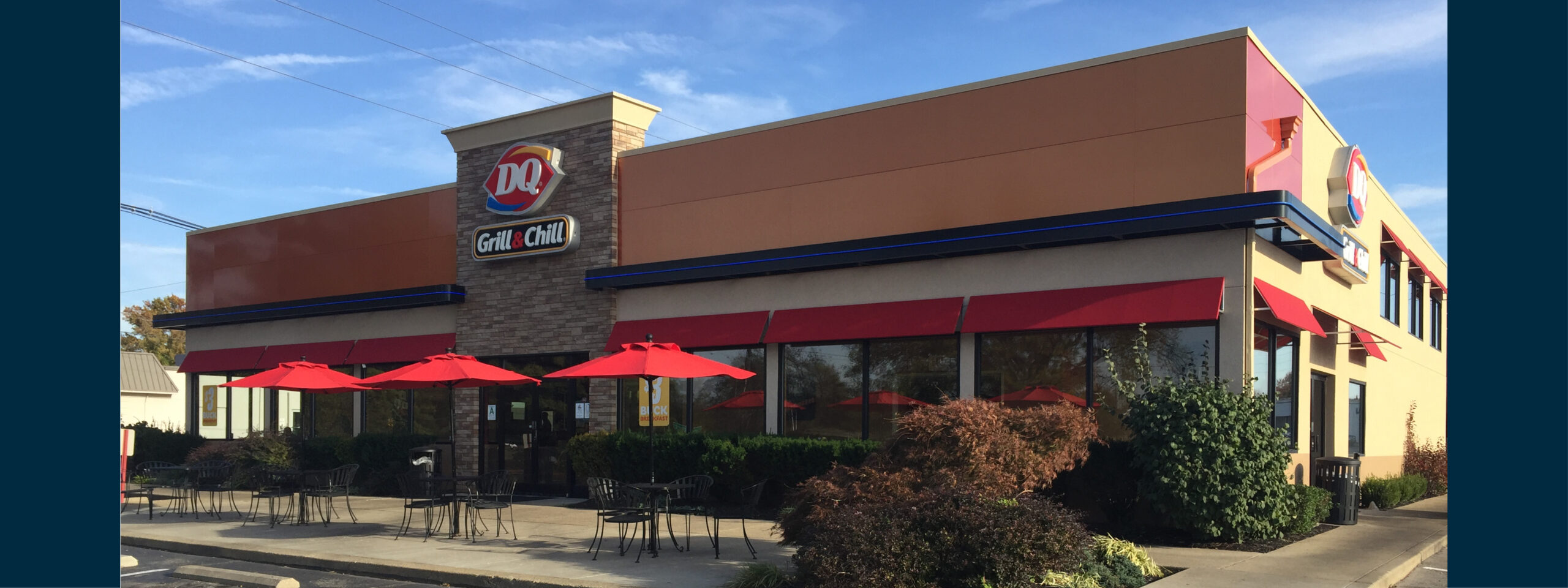 Louisville, KY Fourteen Foods DQ Restaurant