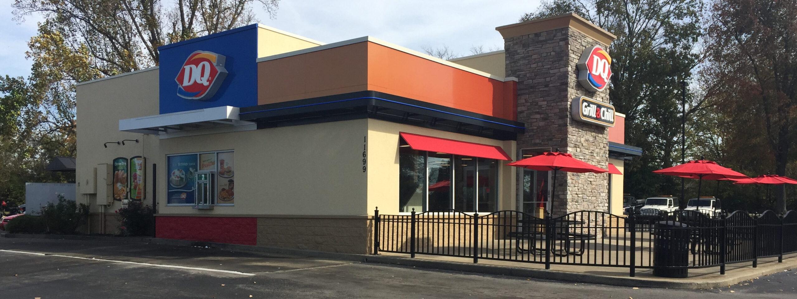 Louisville - Flowervale, KY Fourteen Foods DQ Restaurant