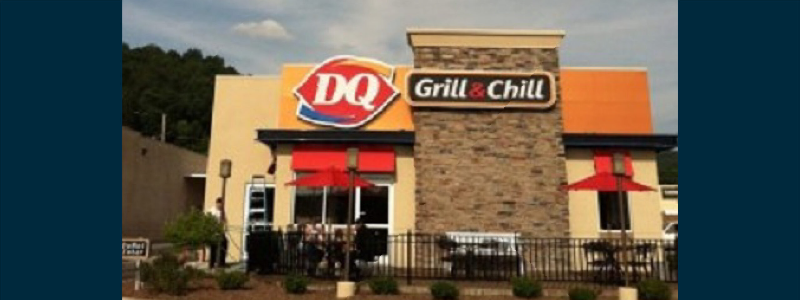 Middlesboro, KY Fourteen Foods DQ Restaurant