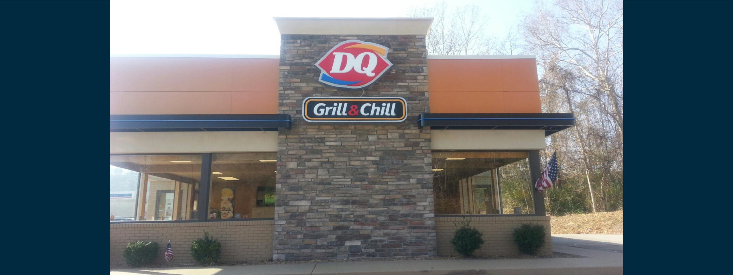 Olive Hill, KY Fourteen Foods DQ Restaurant