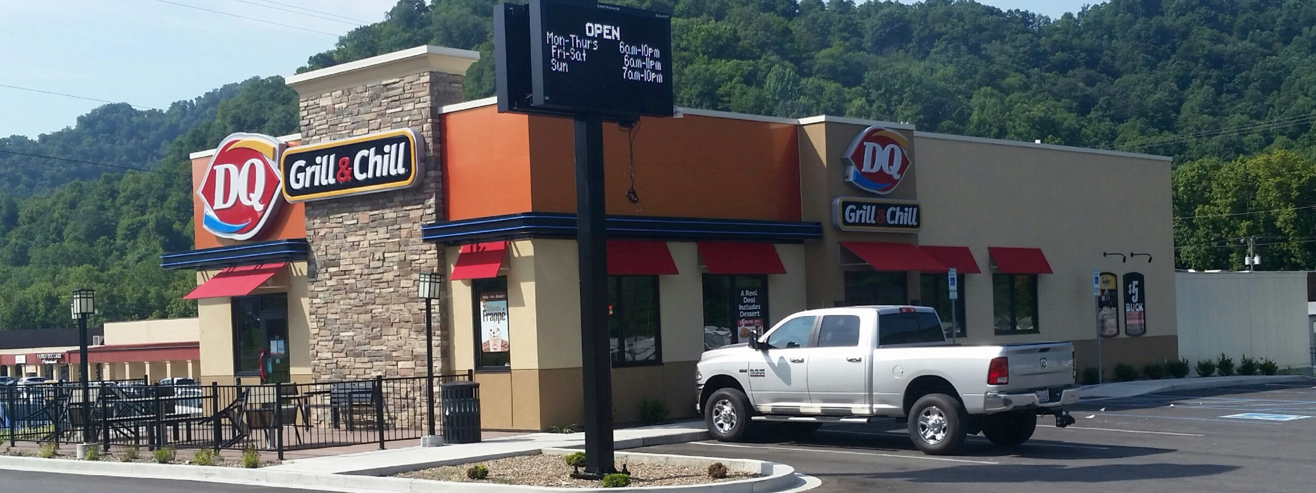 Coal Run, KY Fourteen Foods DQ Restaurant
