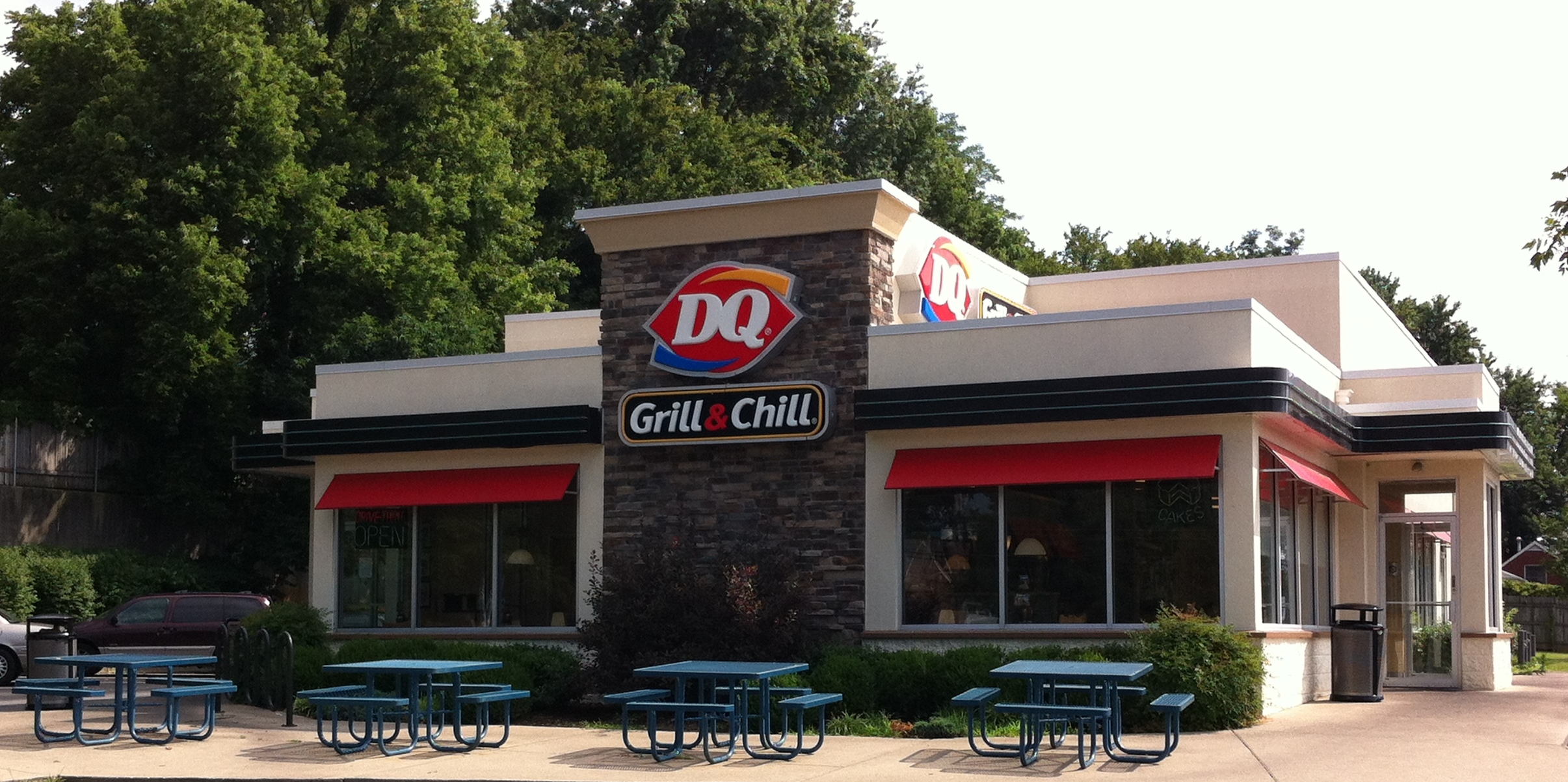 Popular Level Dairy Queen