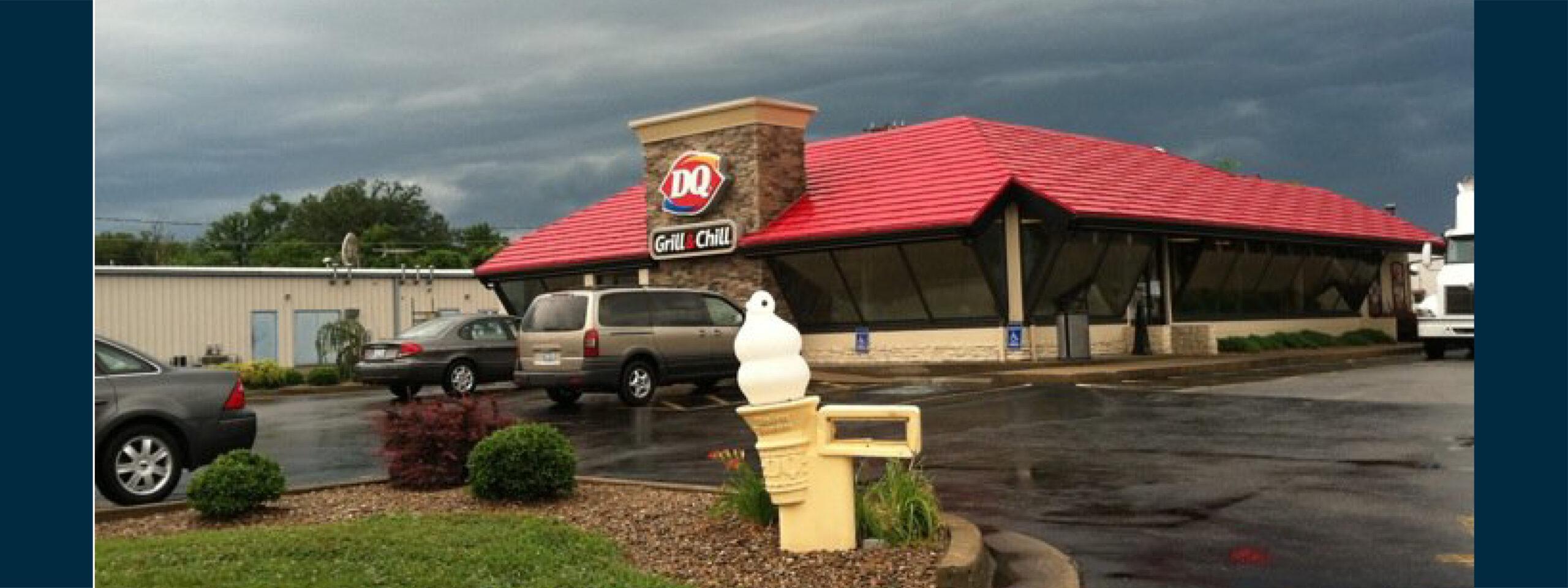 Russelville, KY Fourteen Foods DQ Restaurant
