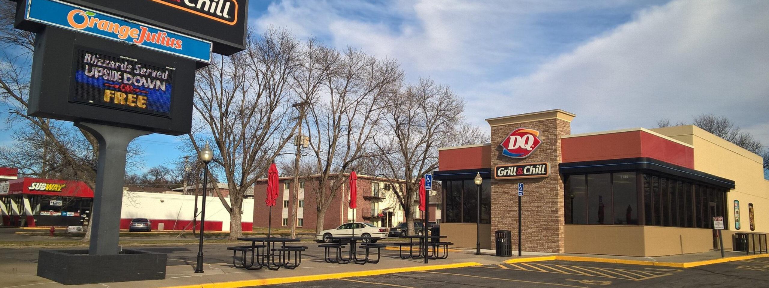 Lincoln, NE Fourteen Foods DQ Restaurant