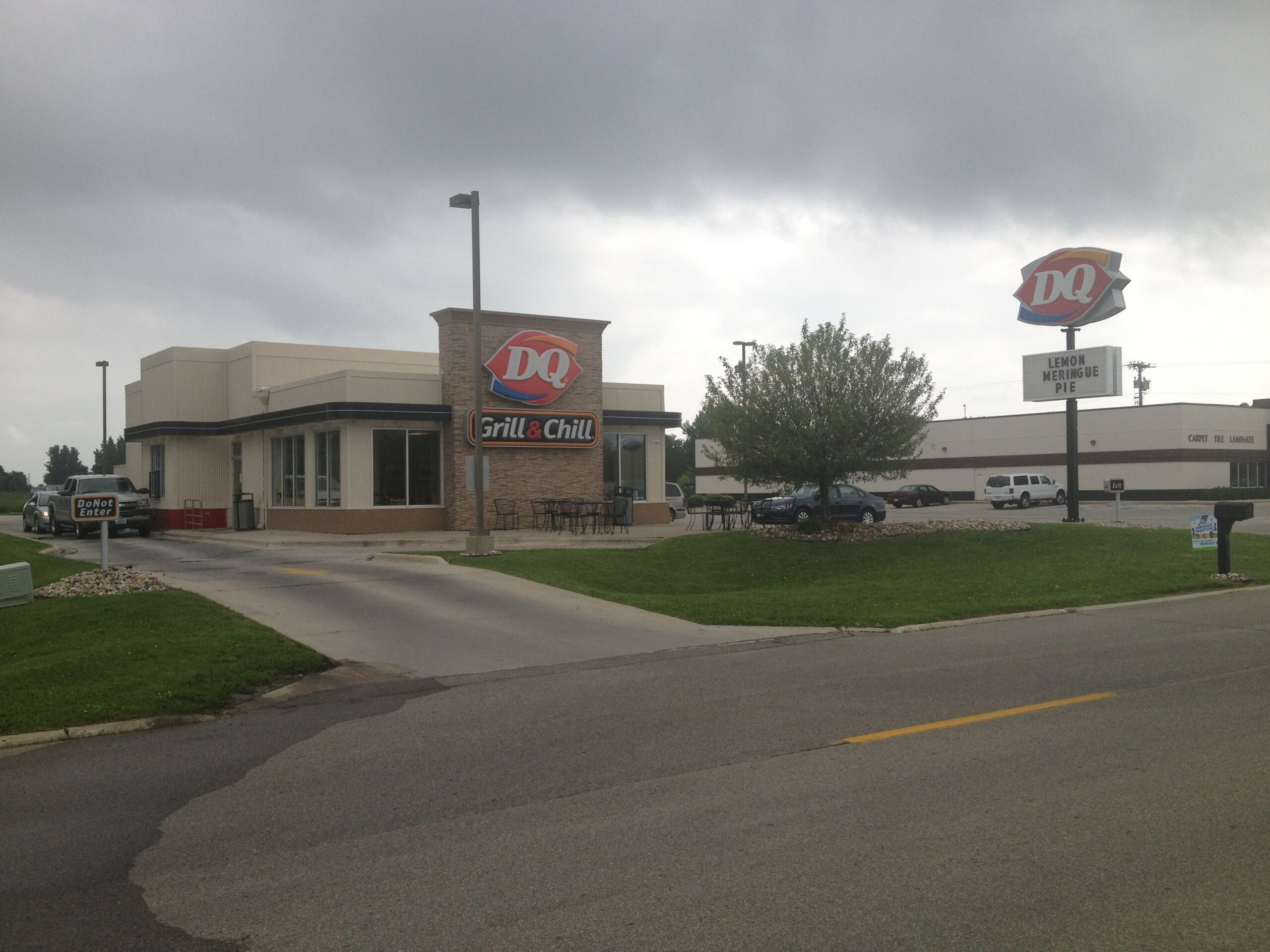 Mason City, IA Dairy Queen