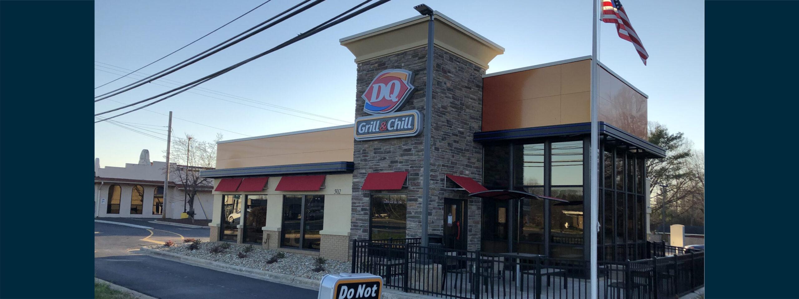 Burlington, NC Fourteen Foods DQ Restaurant