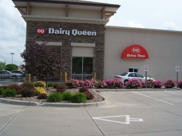 Dairy Queen in Norfolk, NE Plaza