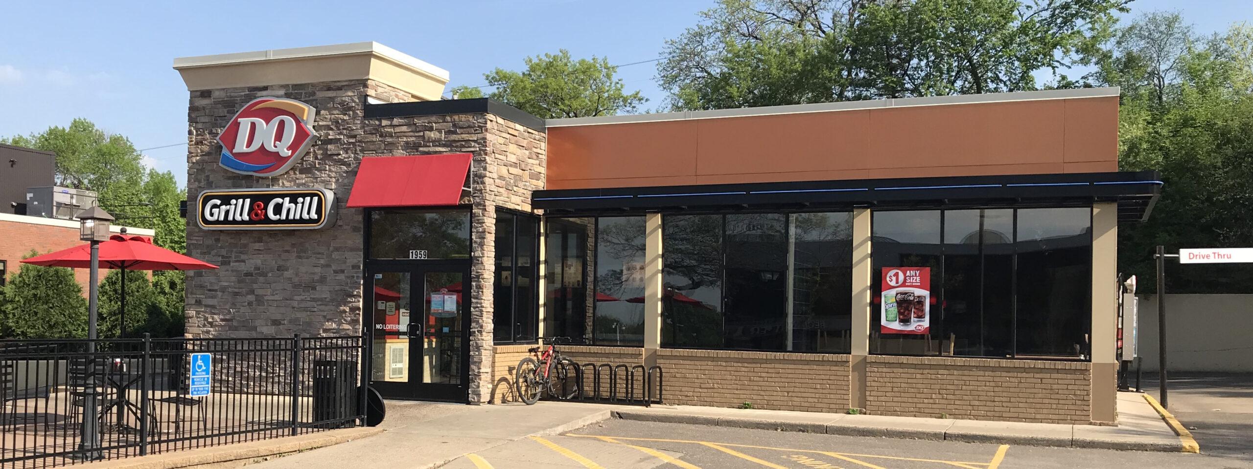 St. Paul, MN Fourteen Foods DQ Restaurant