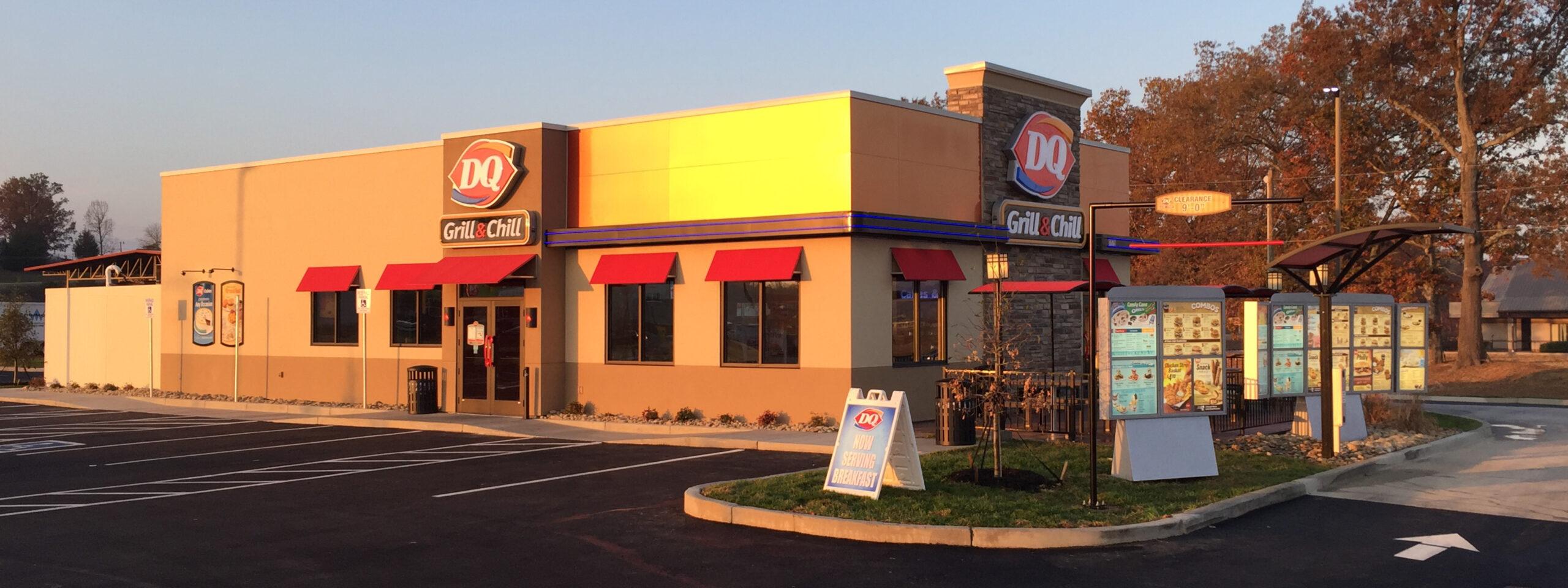 Sevierville, TN Fourteen Foods DQ Restaurant