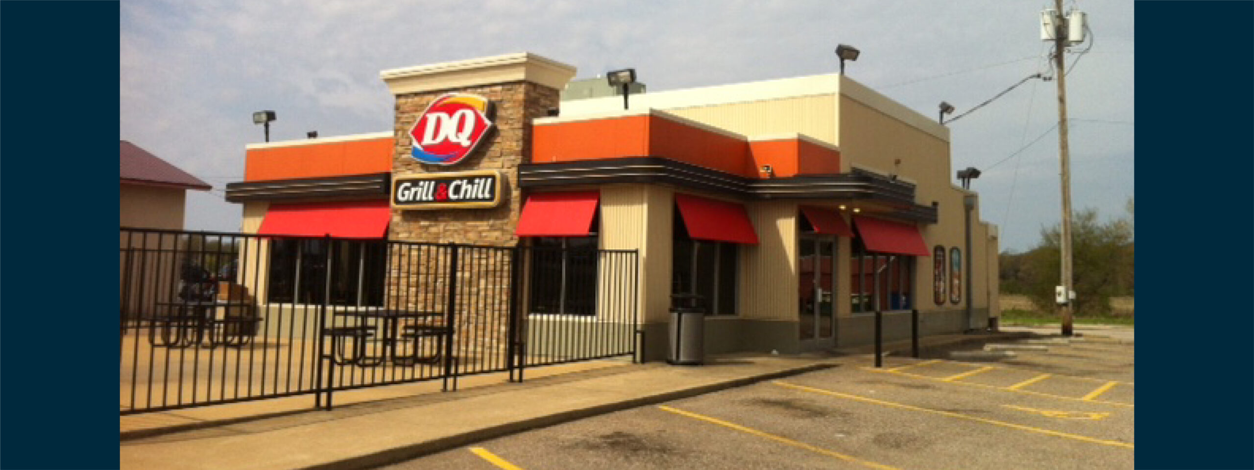 Wildersville, TN Fourteen Foods DQ Restaurant